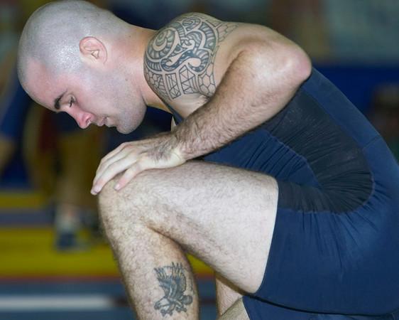 Andy Hrovat, 84 kg
