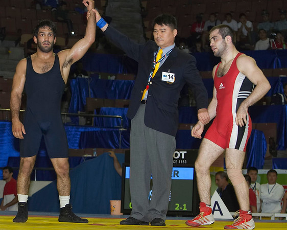 Bill Zadick, preliminaries, 66 kg