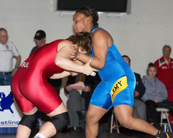 Women semis 48 55 63 72