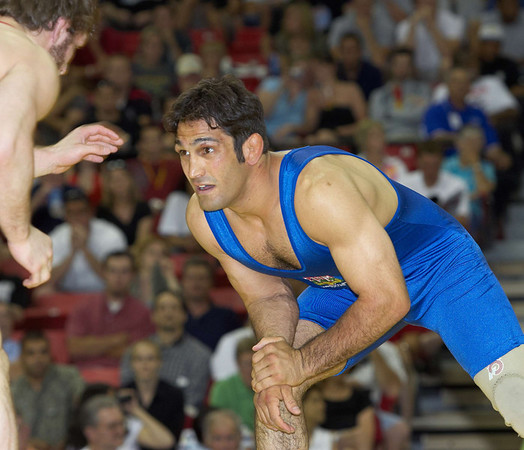 Men's Freestyle Championships, 66kg: Doug Schwab (Gator WC) def. Bill Zadick (Gator WC)