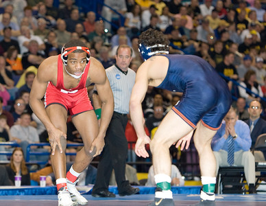 157 Champion Jordan Burroughs (Nebraska) def. Mike Poeta (Illinois)