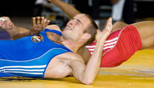 Greco Roman Finals: 60, 66, 96kg.