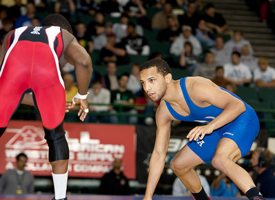 2010 US Open Wresling Championships Freestyle Finals