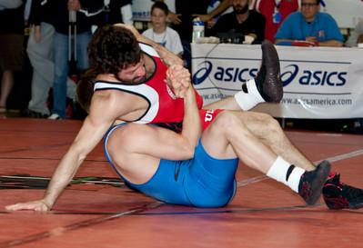 60kg Lindsey Durlacher v  Chad Vandiver_R3P5009