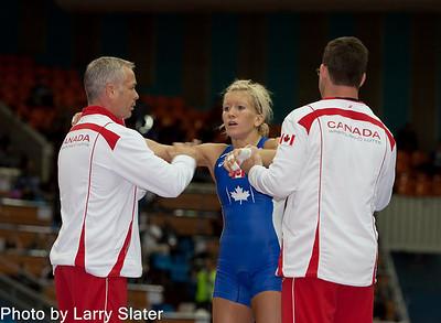 1 Canada at World Championships