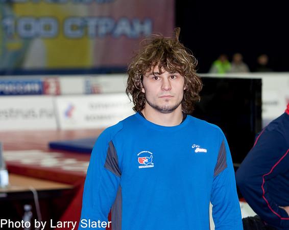 Jake Fisher, 74kg Greco Roman