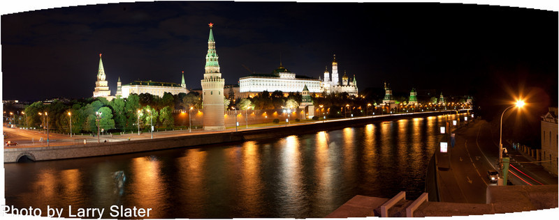 1 Moscow Panorama Shots