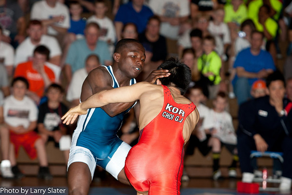 2011 Curby Cup Greco Roman Wrestling