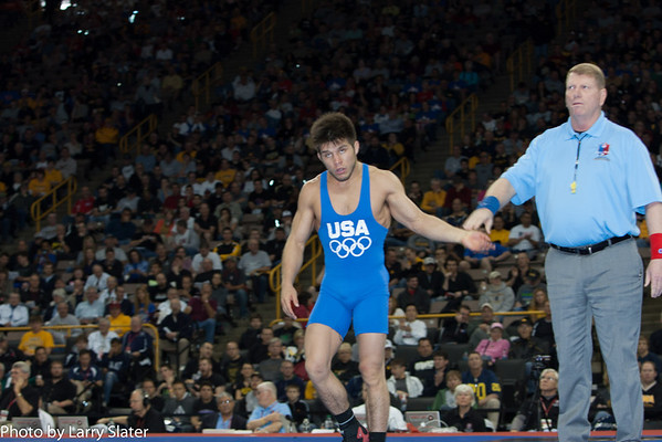 Sunday Prelims, 2012 Olympic Wrestling Trials