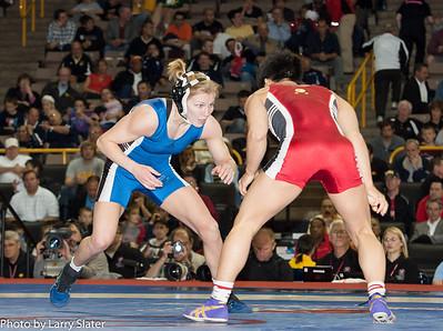48kg Clarissa Chun def  Alyssa Lampe_R3P3836