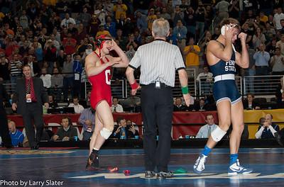 165 Kyle Dake (Cornell) def  David Taylor (Penn State) _R3P2862