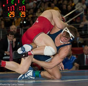 165 Kyle Dake (Cornell) def  David Taylor (Penn State) _R3P2833