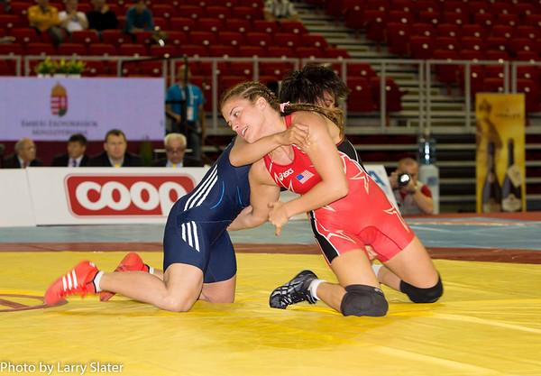 Helen Maroulis, 55kg Women's Freestyle