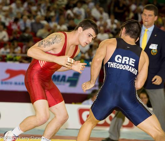 Jesse Thielke, 60kg Greco Roman