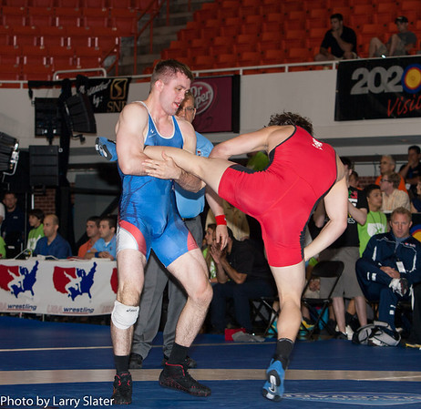 2013 World Team Trials, Stillwater, OK, June 21-22, 2013