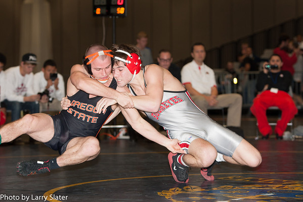 Oregon State at Cliff Keen 2012