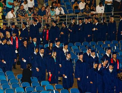 2009 Blake Slater graduation from University of Arizona